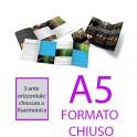 3 Ante Orizzontale Chiusura a Fisarmonica